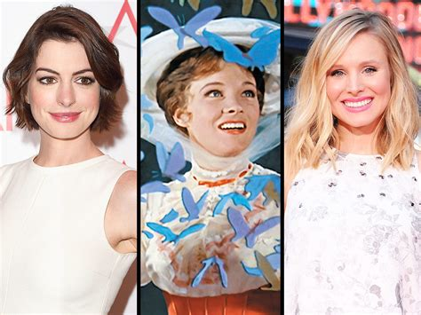 actress mary poppins five actresses who could play mary poppins in the upcoming