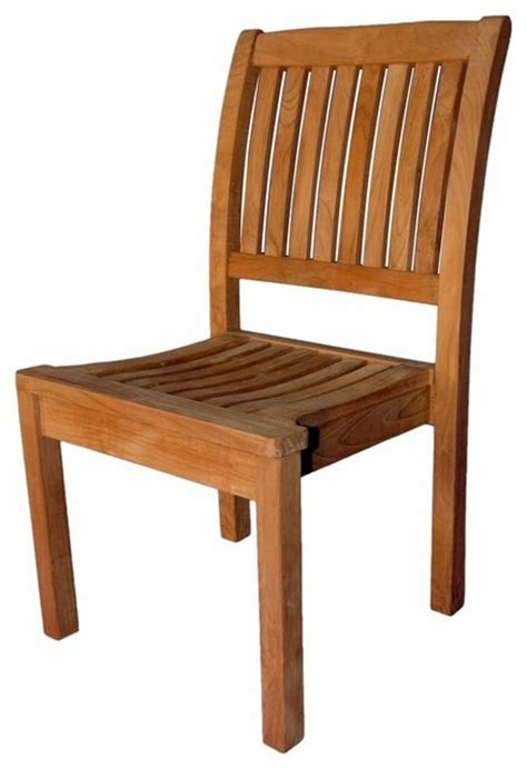 outdoor dining chairs no arms home citizen