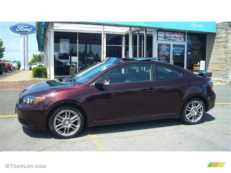 scion colors 2008 sizzling crimson mica scion tc 10718213 photo 2