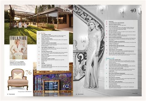 editorial design instagram luxury lifestyle editorial design trillionaire magazine