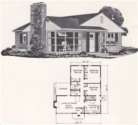 retro ranch house plans 17 best images about retro house plans on pinterest mid