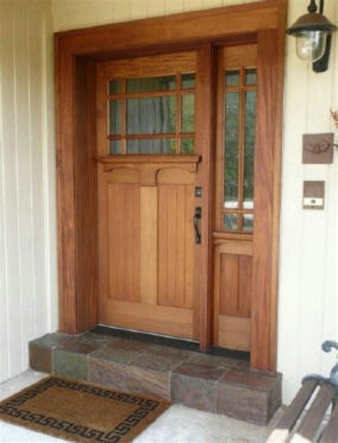 Craftsman Style Front Door Best 25 Craftsman Style Front Doors Ideas On Craftsman Front Doors Craftsman Door
