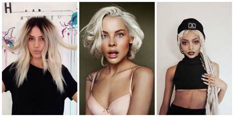 platinum blonde thebestfashionblog com platinum blonde hair is it the new hair trend the