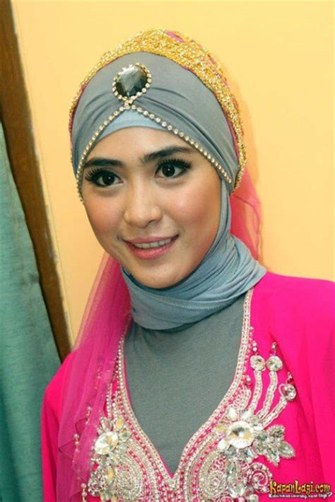 tutorial berhijab april jasmin hijab ala april jasmine hot girls wallpaper