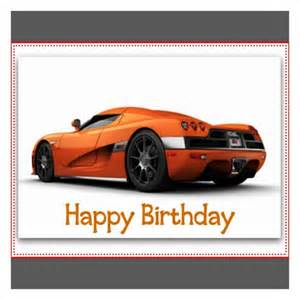 happy birthday wishes with on corvette car pictures car