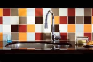 white kitchen tile counter for retro look