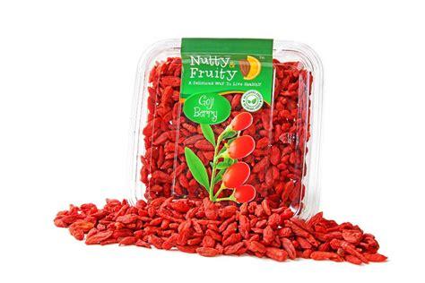 Jual Buah Goji Berry Segar dried goji berry antioxidant snack bee fruitty nutty