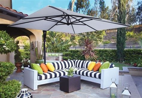 l shade shapes guide your guide to patio umbrellas entertaining design