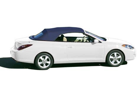 2005 toyota solara parts 2005 toyota solara convertible top replacement