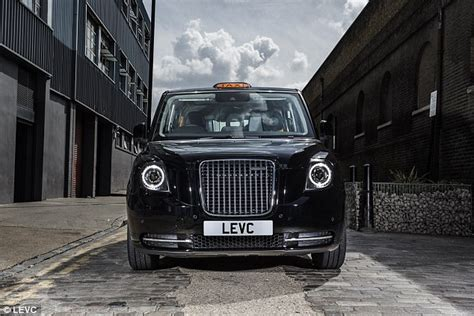 electric london taxi revealed    levc    money