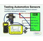 MAP Sensor &amp Wiring Diagram  YouTube