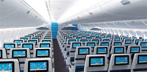 luchtvloot corendon interieur klm presenteert nieuwe economy class stoelen