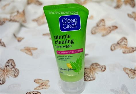 Harga Clean Clear Foaming Wash clean clear fairnes cleanser 100ml daftar harga