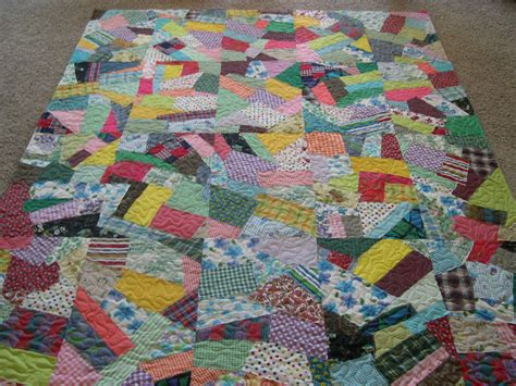 Sewing Quilts by Random Pattern Squares Quilt Sewing Quilts