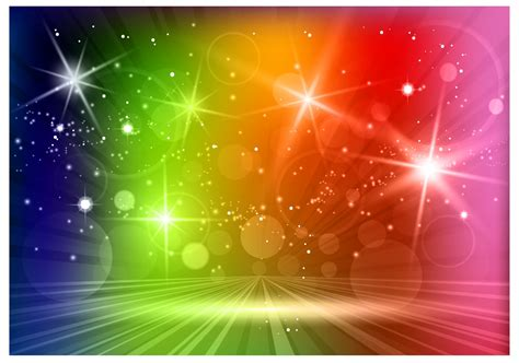 photo effect design download multicolored light effects background free vector 4vector