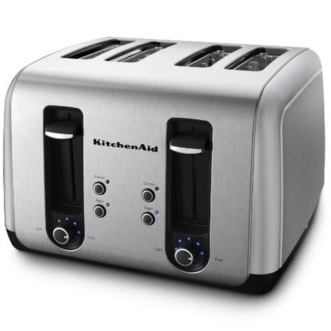 Cheap Toasters For Sale Buy Best Price Kitchenaid Kmt411cu 4 Slice Toaster