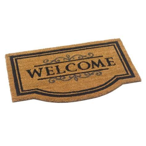 Tapis De Porte by Tapis De Porte D Entr 233 E Paillasson Mod 232 Le Welcome Xl