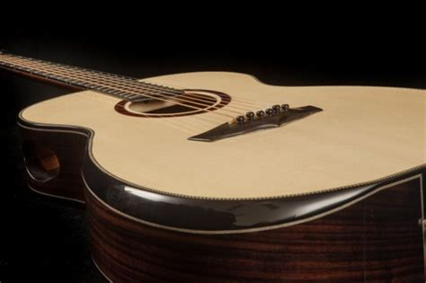 Custom Handmade Acoustic Guitars - handmade acoustic guitars lichty guitars