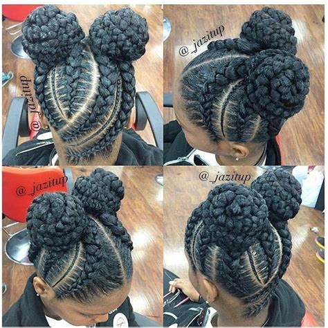 braids in to buns african hair styles best 25 goddess braids ideas on pinterest goddess braid