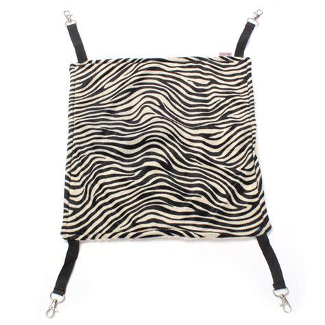 ferret beds and hammocks pet animal cat rabbit hanging ferret hammock polka small dog bed cage pad cover ebay