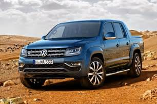 new car vw new 2016 vw amarok gets a v6 me up by car magazine