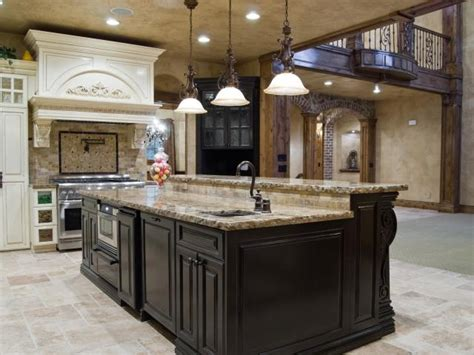 kitchens with bars and islands 17 best images about kitchen island on ovens