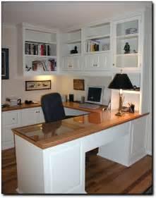 built in desk ideas for home office wonderful home office u shaped desk radioritas