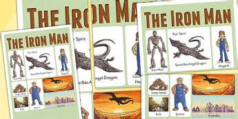 iron man ted hughes ks resources page