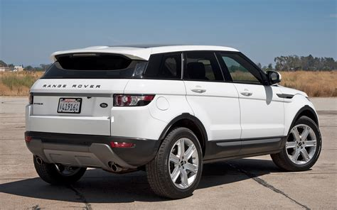 land rover range rover evoque 2012 motor trend suv of the year land rover range rover