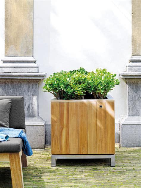 fleur ami kayu planter interismo uk - Fleur Ami