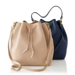 Roll Up Bed Daily Leather Bucket Bag Mark And Graham