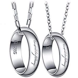 como hacer cadenas para parejas dijes argolla plata amor elfos cadenas gratis 549 00
