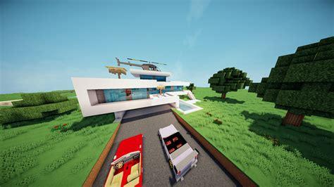 minecraft house maps modern house map design modern house