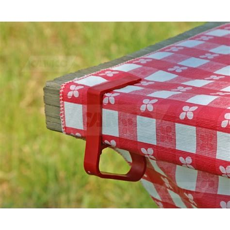 to hold tablecloth on table tablecloth cls set of 4 in picnic