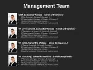 Team Presentation Template by Investor Presentation Template At Four Quadrant