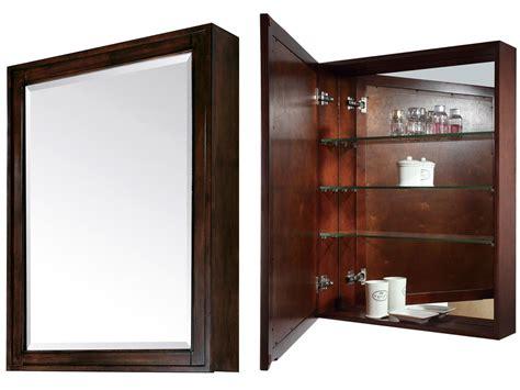 Medicine Cabinet Door Medicine Cabinet In Espresso Simple Espresso Medicine