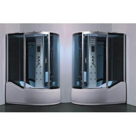 vasca idromassaggio con cabina doccia box idromassaggio con vasca multifunzione 150x85 cu