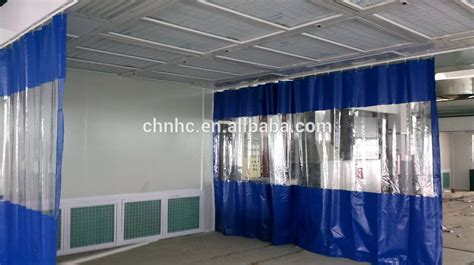 paint booth curtain walls prep station spray booth cabinet view prep station spray