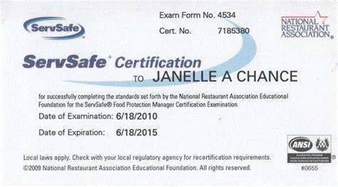 servsafe certificate template servsafe certificate template pchscottcounty