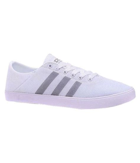 adidas neo sneakers white casual shoes buy adidas neo sneakers white casual shoes at