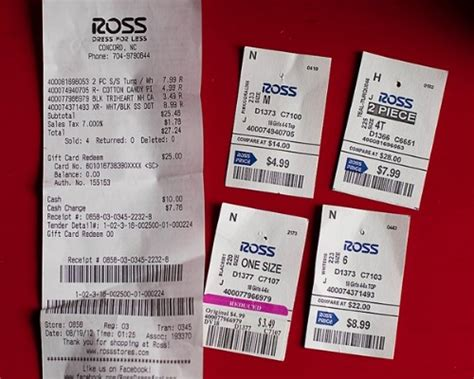 Ross Gift Card Discount - ross dress for less for back to school shopping