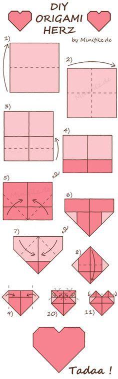 bettdecke zum herz falten anleitung wie origami b 228 r aus papier falten origami