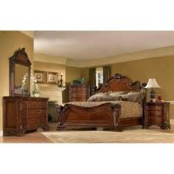 Queen Size Bedroom Furniture Set Old World Estate 5 Piece Set Queen Size Bedroom Set By A R