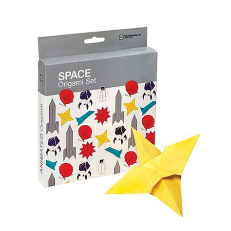 Origami Sets - origami set space meerleuks