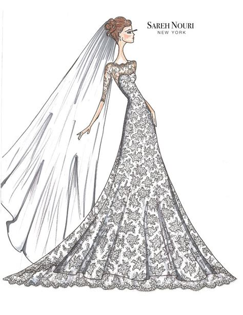 fashion illustration wedding dresses 375 best wedding gown sketches images on fashion drawings fashion sketchbook and