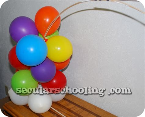 Top 13 photos ideas for how to make balloon centerpieces without helium cincinnati ques 81235
