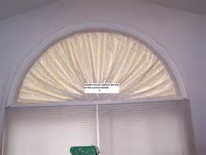 Half Moon Blinds For Windows Ideas Half Moon Window Treatments Images