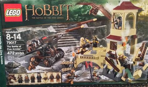 Toys Lego The Hobbit The Battle Of The Five Armies 79020 lego hobbit the battle of five armies 79017 released photos bricks and bloks