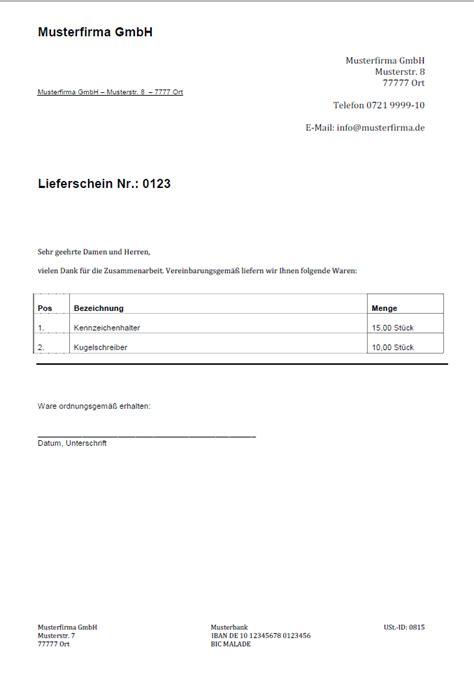 Mahnung Schreiben Muster österreich Lieferschein Vorlage Wordlieferschein Vorlagepng Vorlagen Rechnungen Lieferscheine Angebote