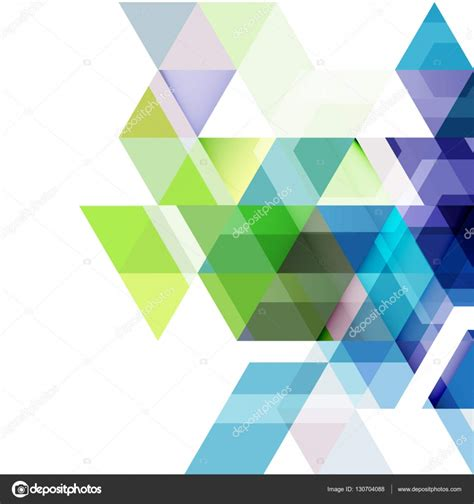 imagenes abstractas vectores abstract colorful geometric and modern overlapping